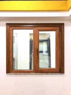 生态木无尘防沙系统窗